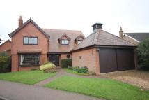 5 bedroom Detached house in The Beeches, Uppingham