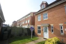 semi detached property for sale in Barmstedt Drive, Oakham