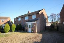 4 bedroom semi detached property in Queens Road, Oakham