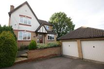 4 bed Detached house for sale in Hilltop Drive, Oakham...