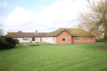Detached Bungalow in Green Lane, Harby