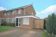 4 bed semi detached home in Honey Holme, Brixworth...