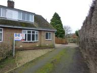3 bedroom semi detached house for sale in West Haddon, NORTHAMPTON