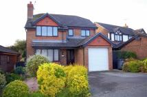 4 bed Detached house for sale in Rhys Evans Close...