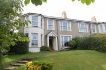 semi detached property for sale in Conway Road, Penmaenmawr...