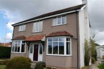 3 bed Detached house in Glan Y Mor Road...