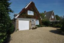 3 bed Detached house in Moorham Road, Winscombe...