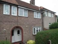 Terraced house in Shroffold Road, Bromley...