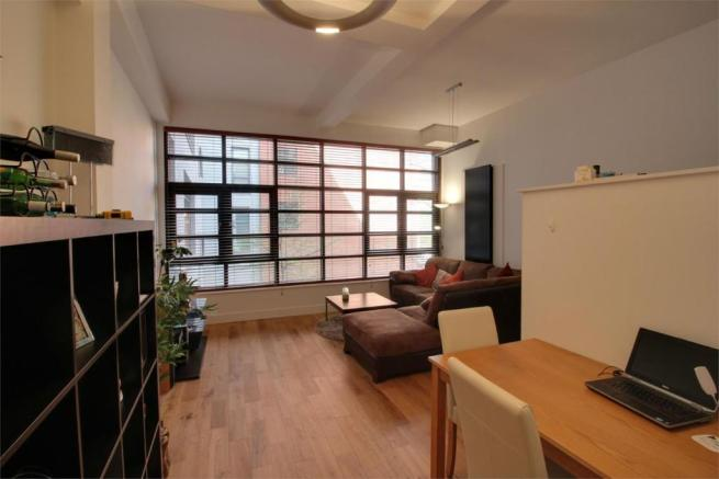 1 Bedroom Apartment For Sale In Wexler Lofts 100 Carver Street Birmingham West Midlands B1