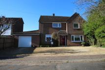 Detached house in Bulbridge Road, Wilton...