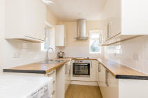 semi detached home in Crowell Road...