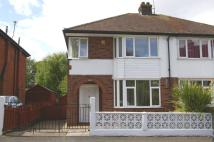 semi detached home in New Church Road...