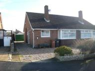 2 bed Semi-Detached Bungalow in Ferneley Crescent...