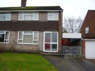3 bedroom semi detached house to rent in Wicklow Avenue...