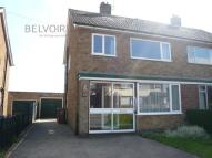 Chetwynd Drive semi detached house to rent