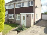 3 bed semi detached property in Freeby Close...
