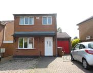 Detached house to rent in Wymondham Way...