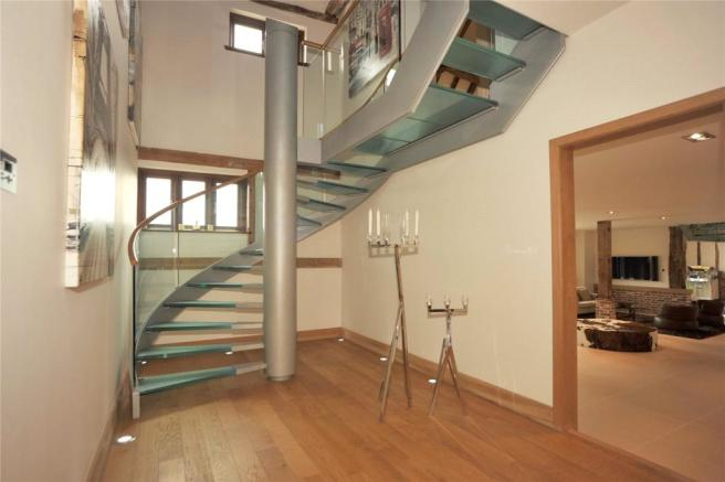 Staircase One