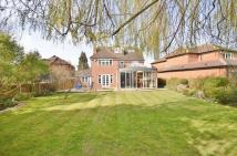 Detached house for sale in Seer Green, Beaconsfield
