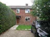 Candlemas semi detached house to rent