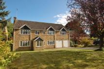 Detached home for sale in Wentworth Close...