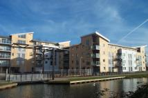 1 bed Apartment in Lockside Marina...