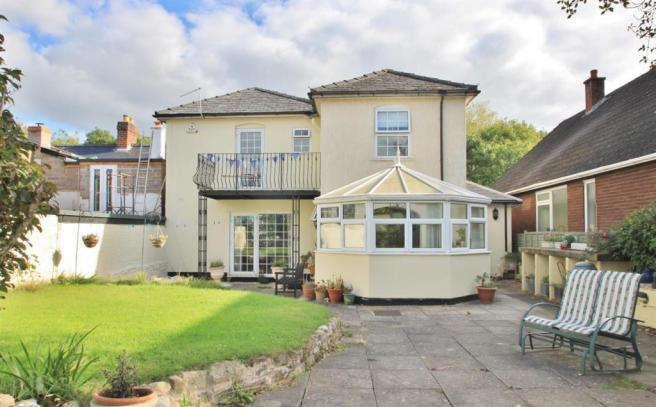 4 Bedroom Detached House For Sale In Brampton Road Greytree Ross On Wye Hr9