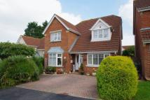 Detached house for sale in Monmouth Farm Close...