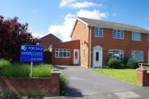 3 bed semi detached property in Mead Close...