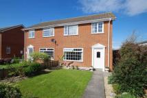 semi detached home for sale in Mead Close...