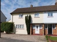 semi detached property in Windmill Fields, Harlow...