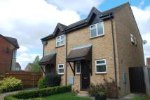 2 bed semi detached house to rent in The Hedgerows, Stevenage...