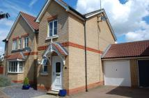 semi detached house in Blackdown Close...