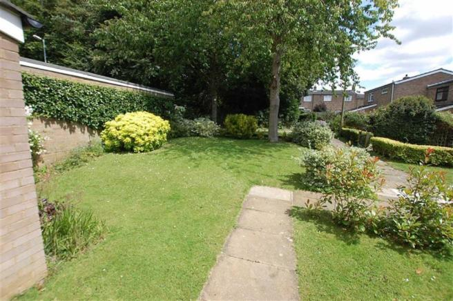 Large Front Garden (