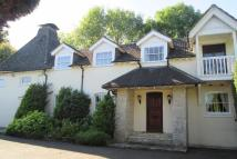 Detached house in Warminster Road...
