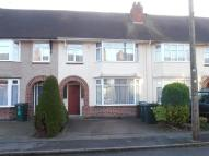 Terraced house in Gregory Avenue...