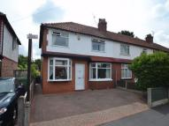 4 bed End of Terrace home in Ashleigh Road, Timperley...
