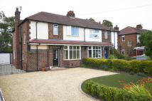 4 bedroom semi detached home for sale in Stockport Road, Timperley