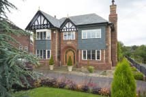 Detached home for sale in Glazebrook Lane...