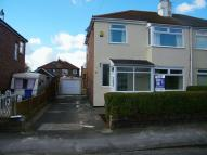 semi detached home to rent in Coniston Avenue, Penketh...
