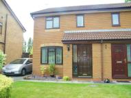 semi detached home in Fleetwood Close...