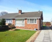 2 bed Semi-Detached Bungalow in 11 The Hawthorns...