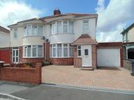 semi detached property in Maywood Crescent...