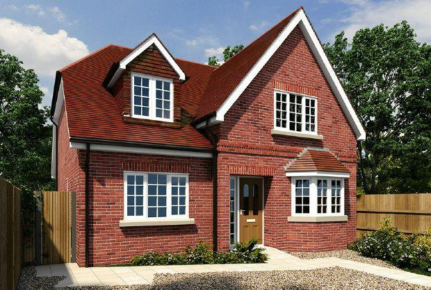 4 bedroom detached house for sale in warfield new build individual hi spec family home rg12