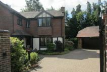 Detached home in Sunningdale, 1...