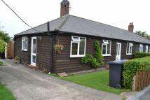 Semi-Detached Bungalow in Market Bosworth