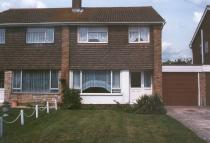 semi detached home to rent in Chandlers Ford