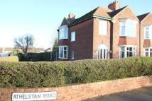 semi detached house in 1, Athelstan Road...