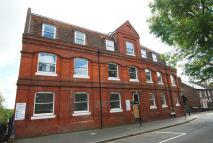 Saxon House Flat to rent