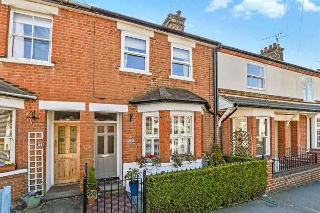3 bedroom terraced house for sale in cambridge road st albans al1 for 3 bedroom house for sale in cambridge